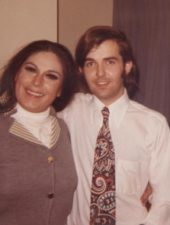 Gilda Cruz-Romo Oberons Grove Singers Gilda CruzRomo