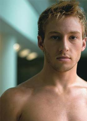 ... Matthew Mitcham of Australia is apparently the only openly gay man.