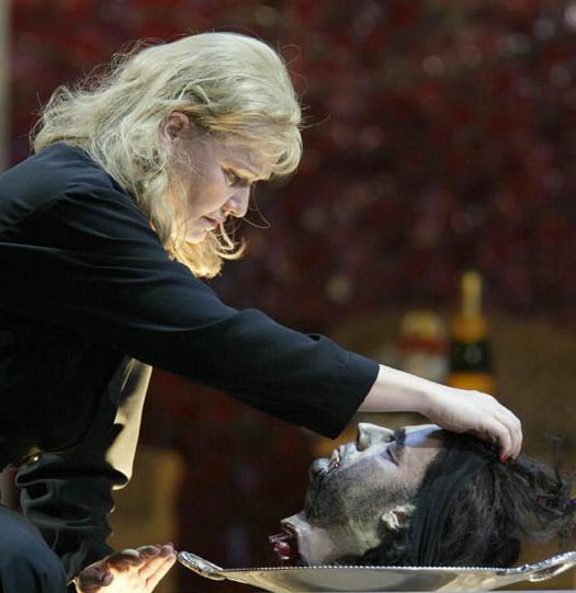 Salome Mattila as Salome
