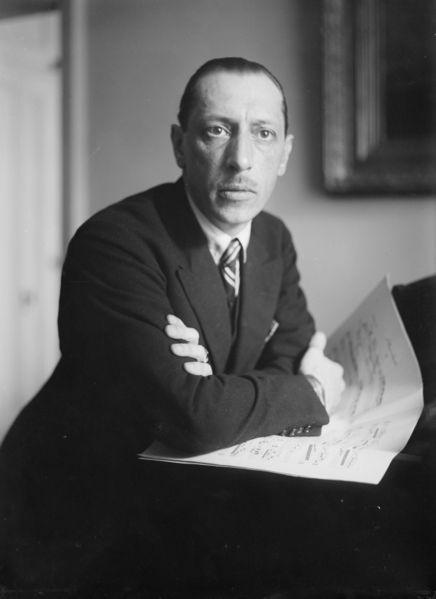 Stravinsky wikip