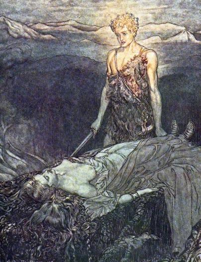 Siegfried_awakens_Brunnhilde