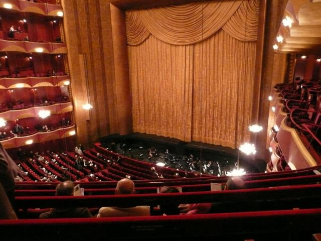 The metropolitan opera house.preview