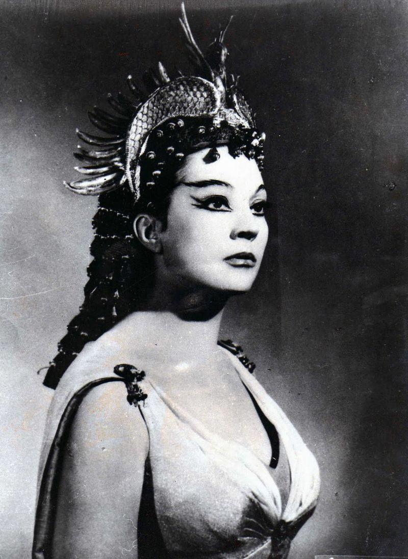 Verdi AIDA - Amneris - N.Y.Metropolitan Opera