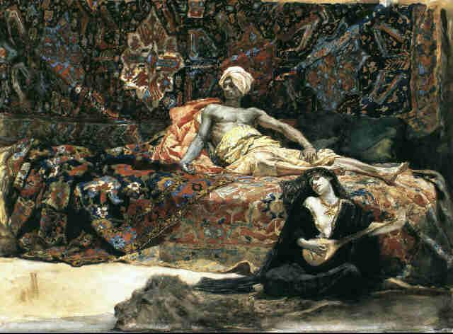 Regnault,_Henri_-_Hassan_et_Namouna_-_1870