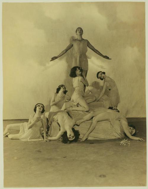 Denishawn 1923