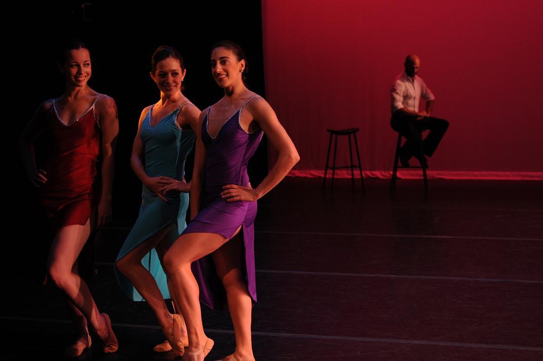 Oberon's Grove: Dream Sequence: Lydia Johnson Dance