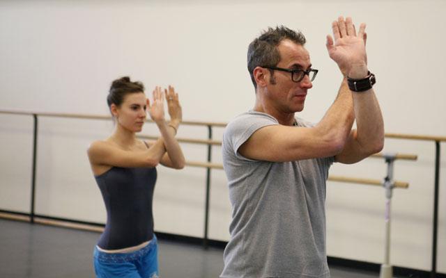 Mauro Bigonzetti Oberon39s Grove Bigonzetti39s LUCE NASCOSTA NYC Ballet