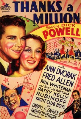 Thanks a Million (1935)