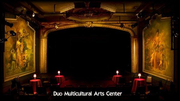 Duo theatre 2008 blog
