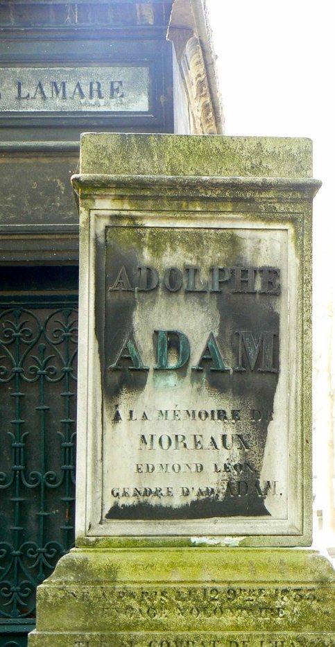 Adam tomb