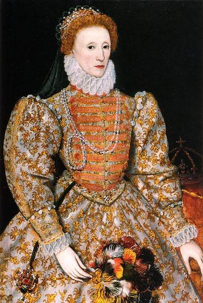 Queen-Elizabeth-Darnley-Portrait-c1575
