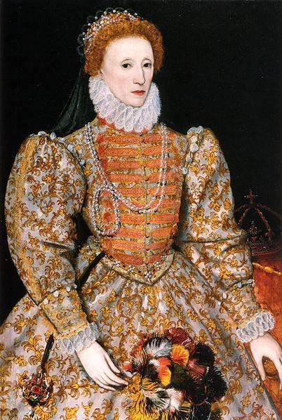 Queen-Elizabeth-Darnley-Portrait-c1575