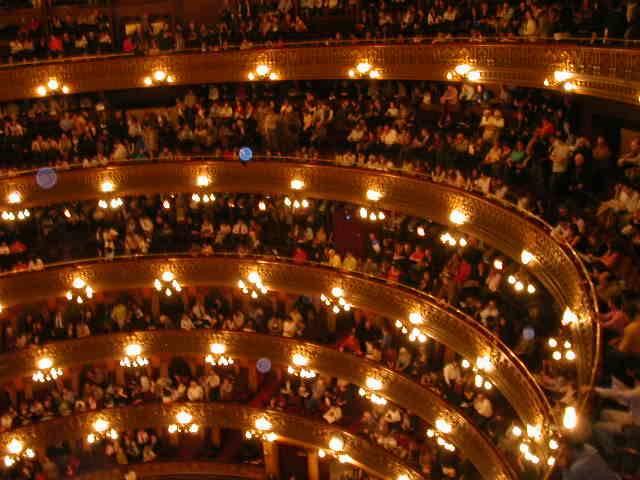 Teatro Colon, BA