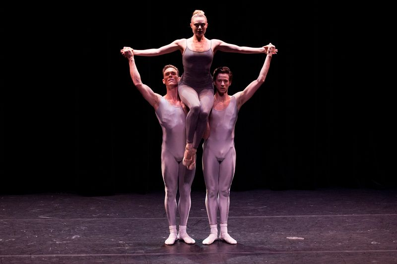 TOM GOLD DANCE  Concertino, with  Stephen Hanna, Sara Mearns, Andrew Scordato