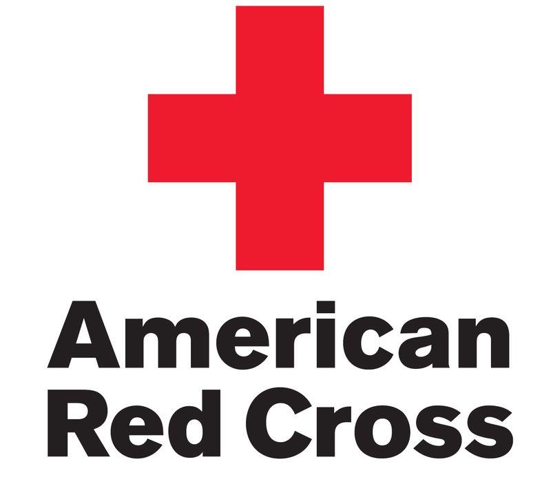 American Red Cross Logo Vertical