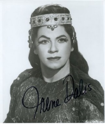 Irene Dalis Oberons Grove Irene Dalis as Kundry