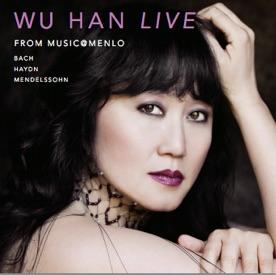 Wu Han LIVE cover
