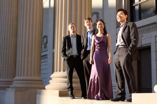 Amphion+String+Quartet+classical+concerts+online