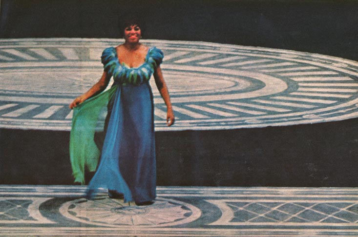 Leontyne Price - Old Met closing night