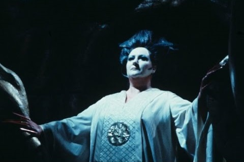 Caballe as turandot