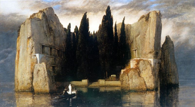 The-isle-of-the-dead-1883