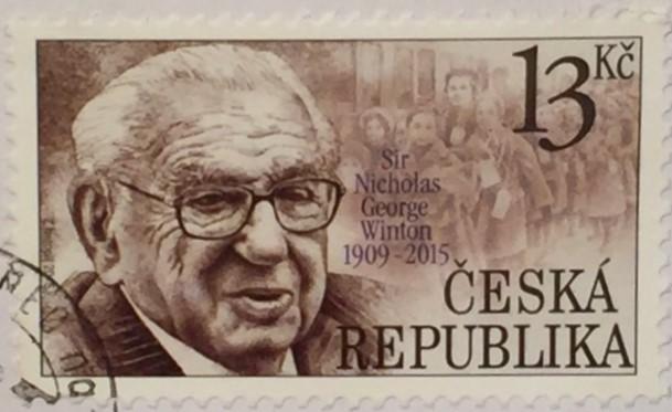 Nicholas-Winton-stamp