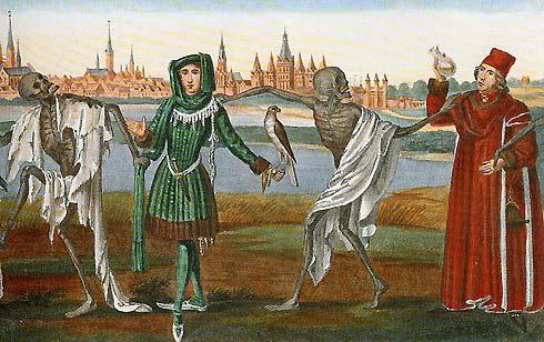 Der Lübecker Totentanz