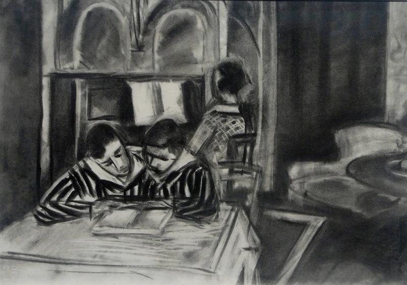 Matisse The Readers  1933