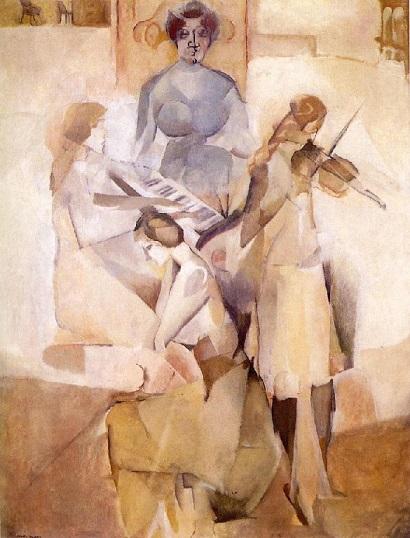 Marcel Duchamp SONATA 1911