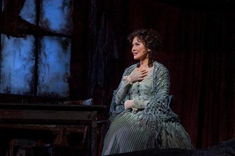 Hong as Mimi ~ Cory WeaverMet Opera photo