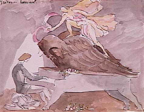 Bourdelle-isadora-duncan-avec-walter-rummel-au-piano_126345