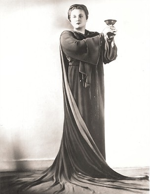 Traubel as Isolde