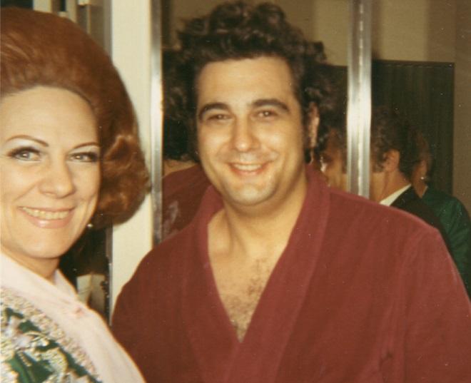 Renata & Placi Met June 1970