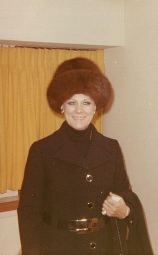 Renata December 1970 @ The Met