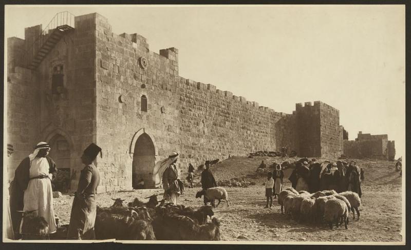 Herod gate 4