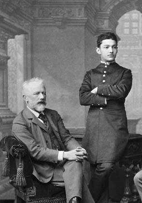 Tchaikovsky & argutinsky