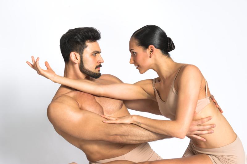 Jared Bogart and Melissa Fernandez (c) Paula Lobo
