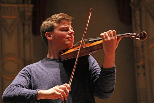Oberon's Grove: Russian Evening @ Chamber Music Society