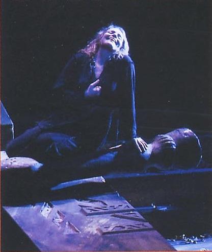 Behrens as Elektra
