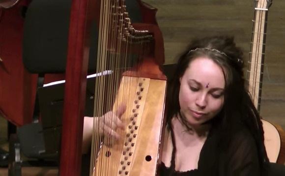 Snapshot harp