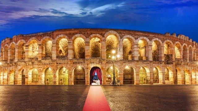Verona  arena-